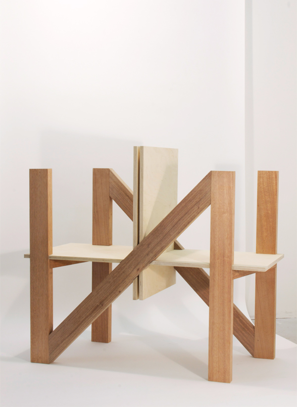 Chair by Joshua Checkley