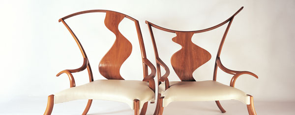 Chairs with a Soul by David Savage
