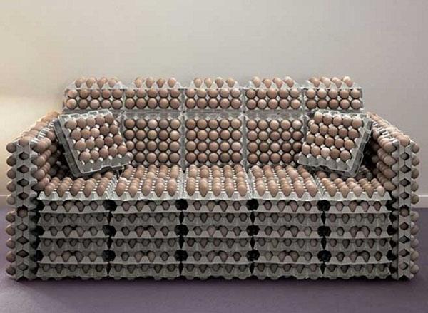 Egg Sofa