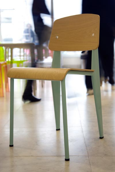 Jean Prouvee Chair 2