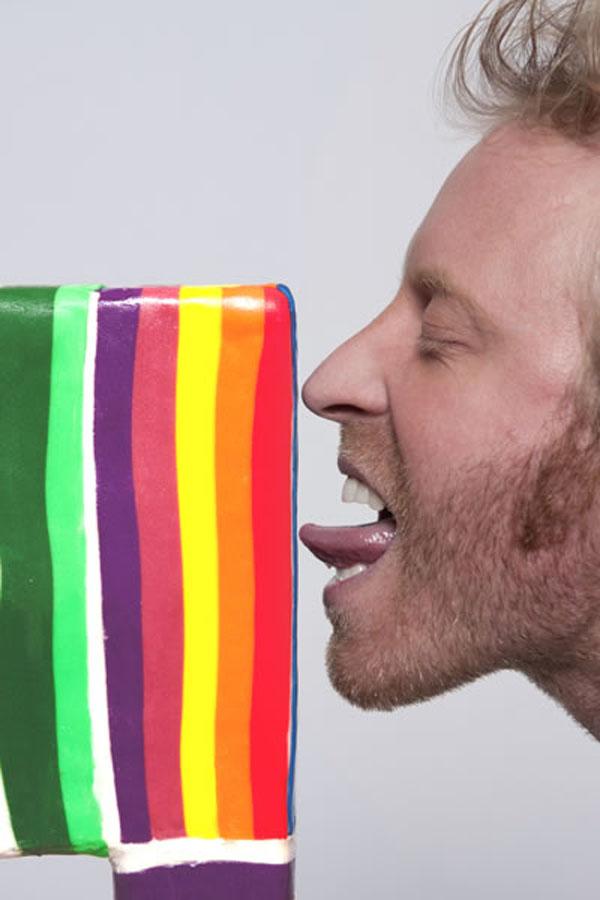 Lick the Sugar Chair