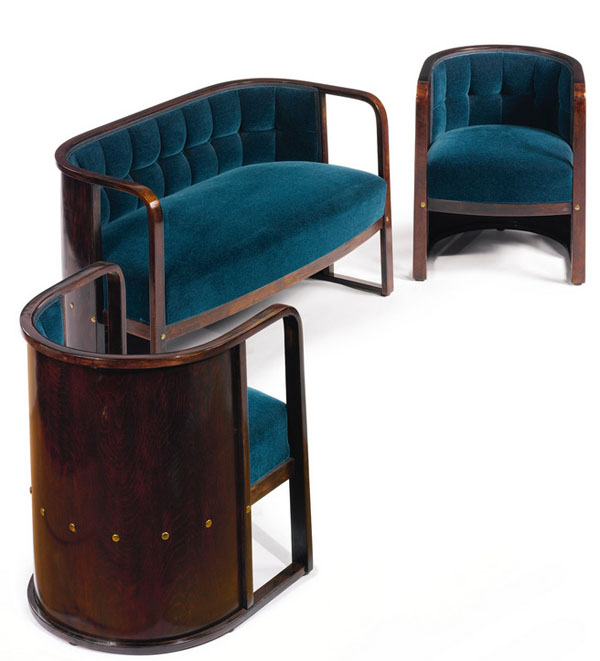 Model 720 by Josef Hoffmann at Sotheby's