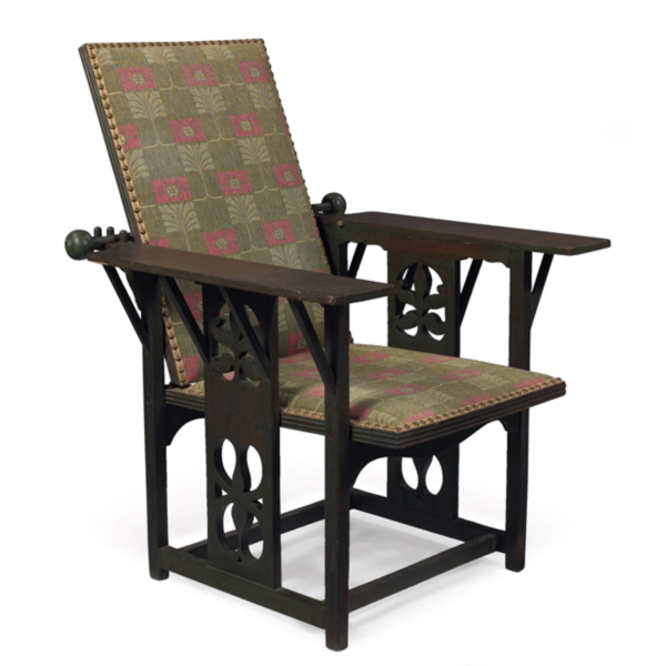 Morris Chair by David Kendall for Phoenix Chair Co