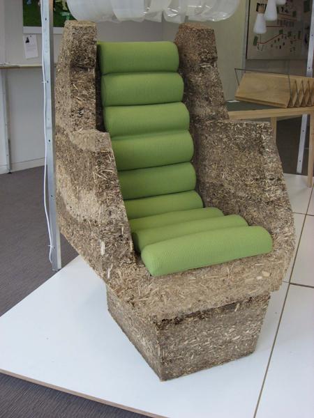 Mulch Chair by Craig Macpherson