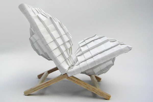 Pleated-Pleat-Lounger-by-Raw-Edges