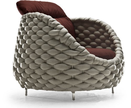 Rapunzl Chair by Kenneth Cobonpue