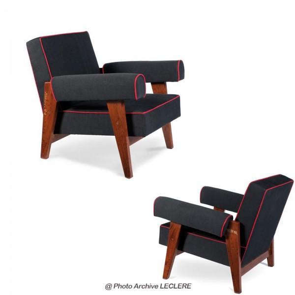 Restored Chandigarh chairs