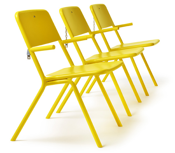 Share Chairs by Thomas Bernstrand