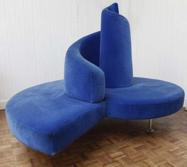 Tatlin sofa by Mario Cananzi