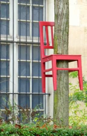 Tree Hugging Chair