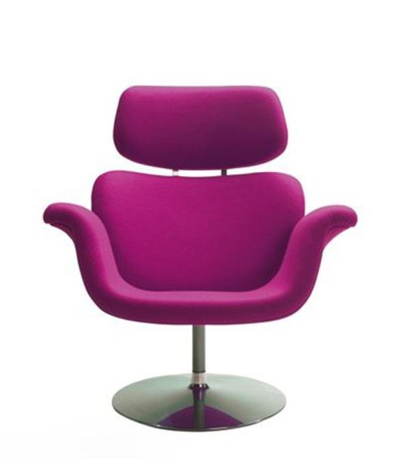 Superb Tulip Chair by Pierre Paulin