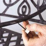 Metal Frame Touch Up Paint