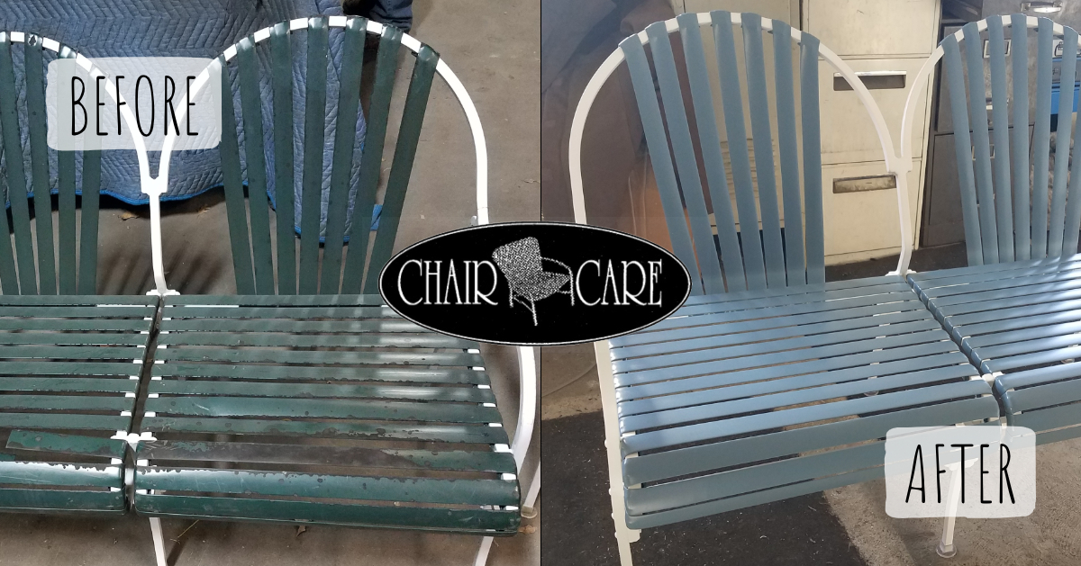 Chair Care Vinyl Strap Replacement