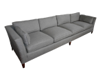 Vintage Mid Century Modern Sofa By Henredon Newly Reupholstered