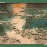 Mid Century Modern Landscape Painting Chairish