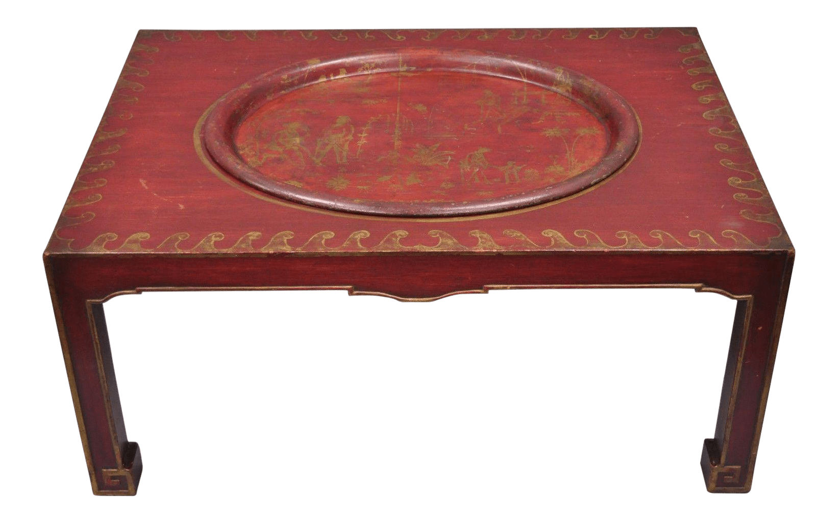 vintage new asian coffee tables for