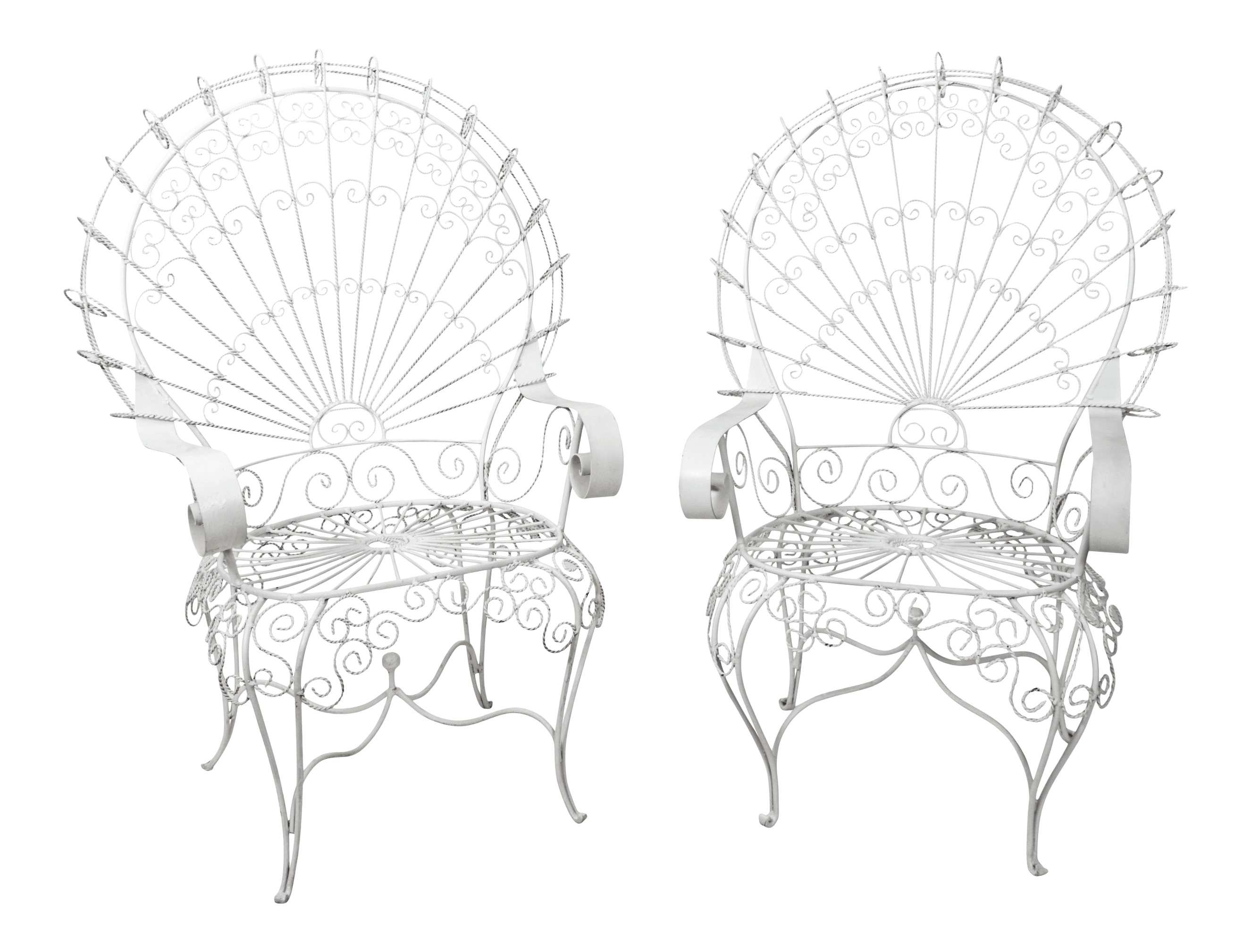 shabby chic patio and garden furniture