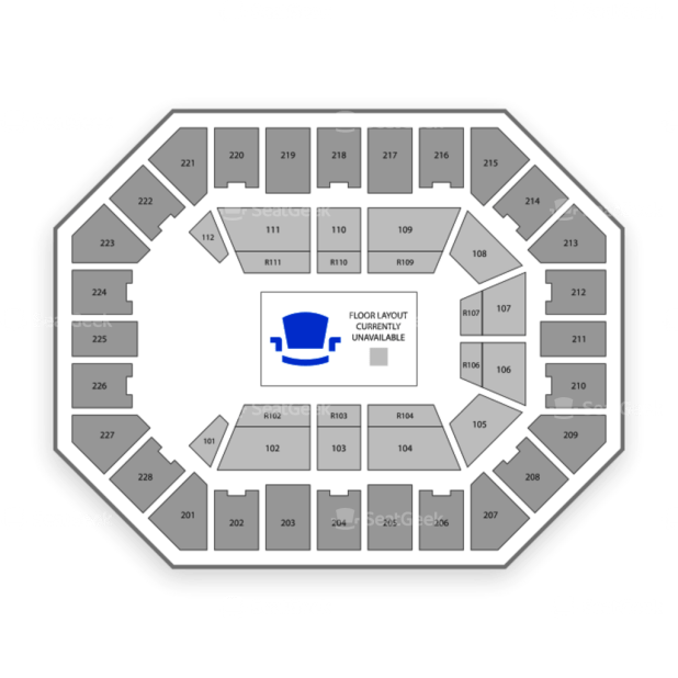 Us Cellular Seating Chart Cedar Rapids Iowa Brokeasshomecom - Us cellular center seat map