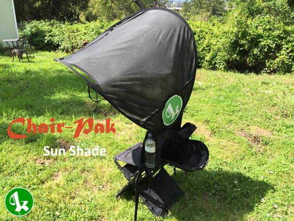 Chair-Pak Sun Shade