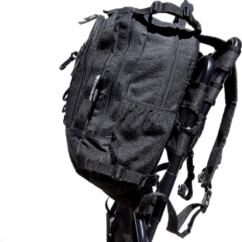 Chair-Pak - The World's Best Backpack/Camping Chair