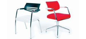 Moon office chairs. Operator and task seating