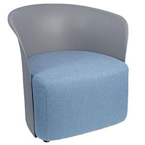 Oscar #01. Breakout soft seating