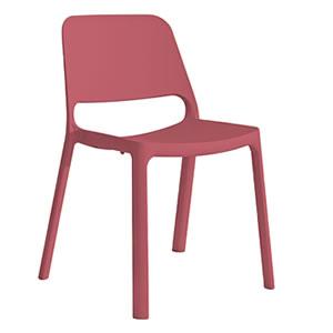 Nuke #01. Plastic Chair. Leisure & Industrial seating
