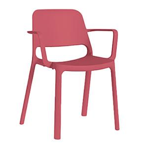 Nuke #02. Plastic Chair. Leisure & Industrial seating