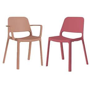 Nuke chairs. Industrial and Leisure seating