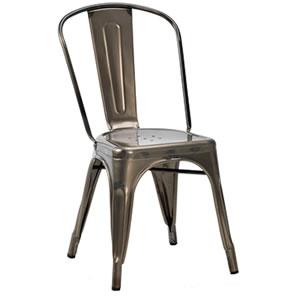 Paris #04. Steel Chairs & Stools