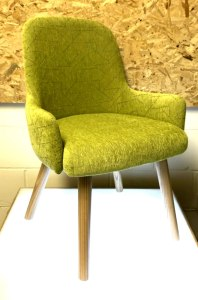 Lily 01.1 Tub Chair from Chairplan