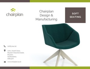 Chairplan soft seating brochure PDF download