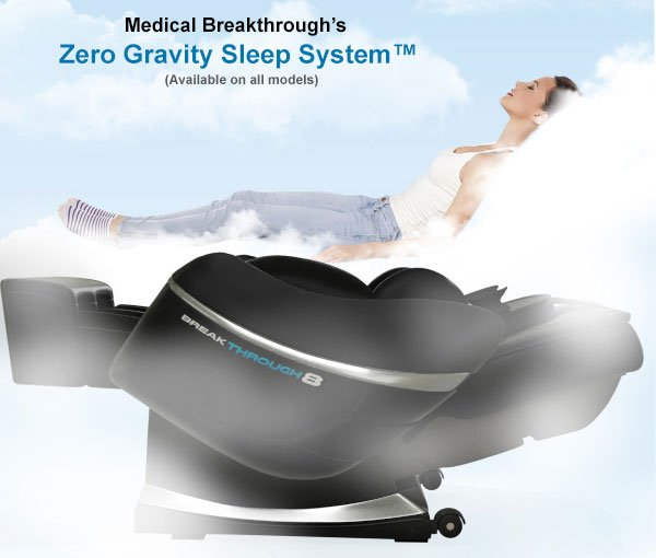 Medical Breakthrough provides a safe, 100% effective & relaxing deep-tissue massage