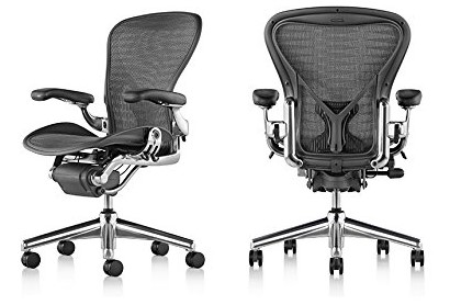 herman-miller-aeron-best-office-chair-to-prevent-back-pain