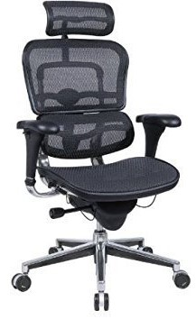 Ergohuman High Back Chair - best chair to relieve sciatica