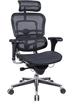 Ergohuman High Back - Most comfortable chair