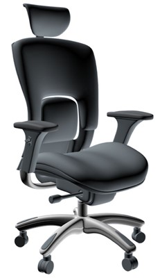 GM Seating Ergolux - High back desk chair