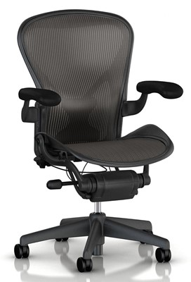 Herman Miller Aeron chair - best ergonomic chair for sciatica