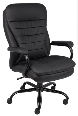 Boss Office Products B991-CP - office chair for heavy person