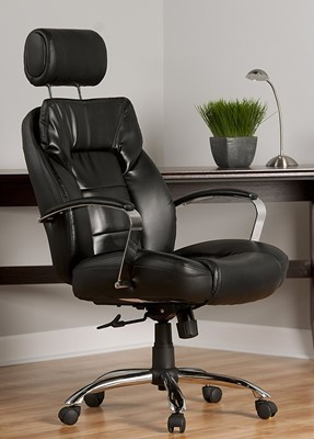 Comfort Products 60-5800T - best office chair for overweight person