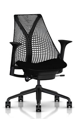 Herman Miller SAYL - best lounge chair for back