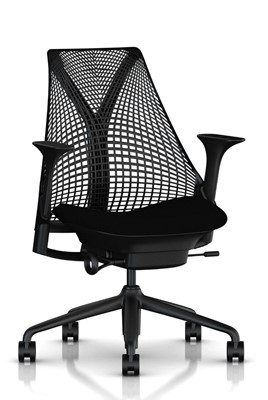 Herman Miller SAYL - best lounge chair for back