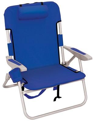Rio Gear Big Guy Backpack Chair - beach chair with umbrella