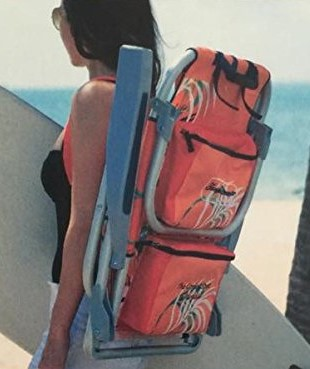 Tommy Bahama Backpack Cooler Chair - best backpack beach chair reviews