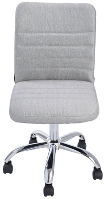 Green Forest Armless Chair - best office chair with lumbar support