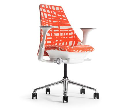 Review-Herman Miller Sayl - best task chair for lower back pain