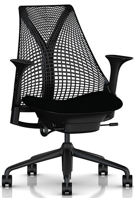 Review-Herman Miller Sayl - best task chair with arms
