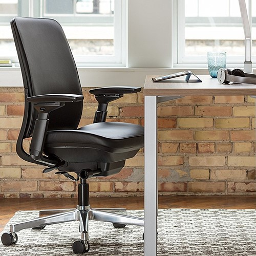 Review Steelcase Amia first look