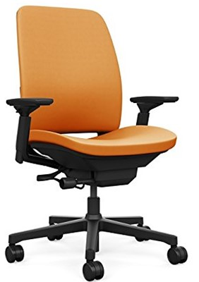 Review Steelcase Amia - old steelcase chair adjustment