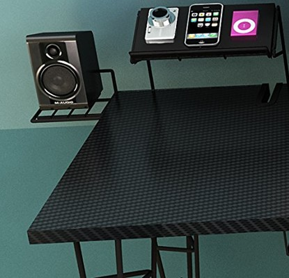Atlantic Gaming Desk Review - best desk arrangement office